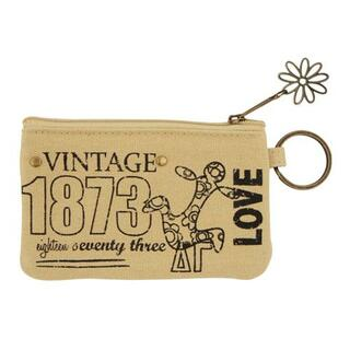 Delta Gamma Vintage Coin Purse  - CLOSEOUT