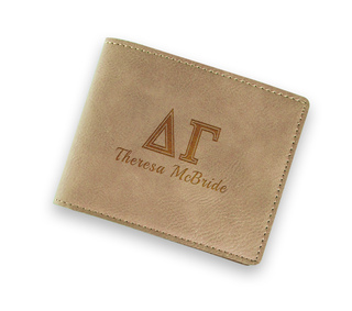 Delta Gamma Wallet