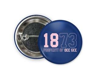 Delta Gamma Year Button