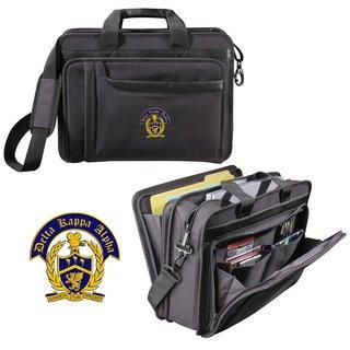 DISCOUNT-Delta Kappa Alpha Emblem Briefcase
