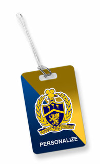 Delta Kappa Alpha Luggage Tag