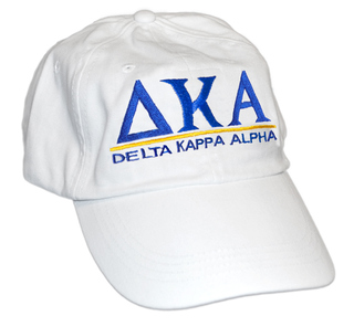Delta Kappa Alpha World Famous Line Hat