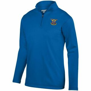 DISCOUNT-Delta Kappa Epsilon-  World famous-Crest - Shield Wicking Fleece Pullover