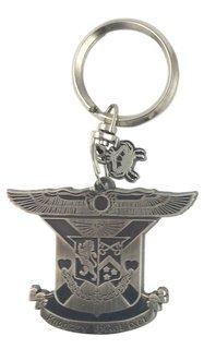 Delta Kappa Epsilon Alloy Keychains