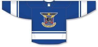 Delta Kappa Epsilon League Hockey Jersey