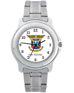 Delta Kappa Epsilon Commander Watch