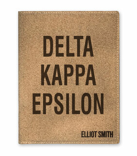 Delta Kappa Epsilon Cork Portfolio with Notepad