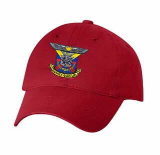 DISCOUNT-Delta Kappa Epsilon Crest - Shield Hat