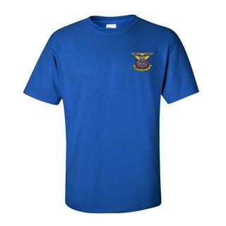 DISCOUNT-Delta Kappa Epsilon Crest - Shield Shirt
