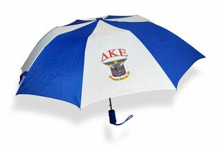 Delta Kappa Epsilon Crest - Shield Umbrella