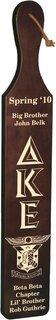 Delta Kappa Epsilon Deluxe Paddle