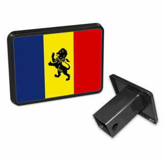 Delta Kappa Epsilon Flag Trailer Hitch Cover
