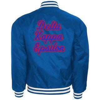 Delta Kappa Epsilon Heritage Letterman Jacket