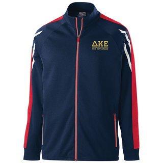Delta Kappa Epsilon Flux Track Jacket