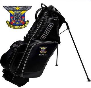Delta Kappa Epsilon Golf Bags