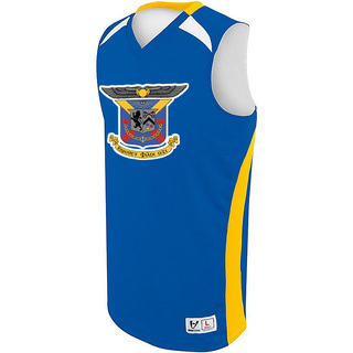 Delta Kappa Epsilon High Five Campus Basketball Jersey