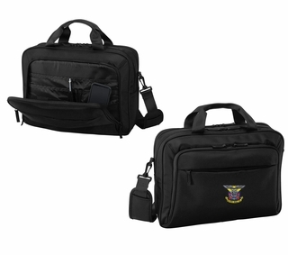 DISCOUNT-Delta Kappa Epsilon Crest - Shield Briefcase Attache