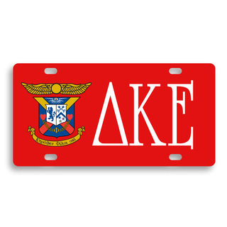 Delta Kappa Epsilon License Cover