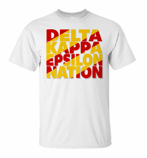Delta Kappa Epsilon Nation T-Shirt