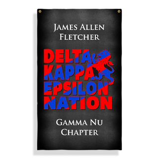 Delta Kappa Epsilon Nations Giant Flag