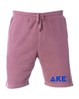 Delta Kappa Epsilon Pigment-Dyed Fleece Shorts