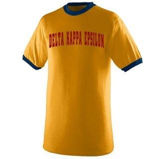 Delta Kappa Epsilon Ringer T-shirt