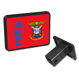 Delta Kappa Epsilon Trailer Hitch Covers