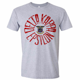 Delta Kappa Epsilon Tube T-Shirt