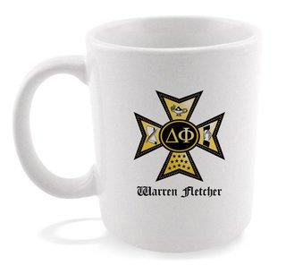 Delta Phi Coffee Mug