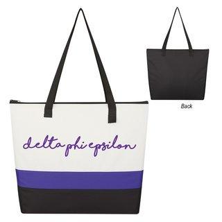 Delta Phi Epsilon Affinity Tote Bag