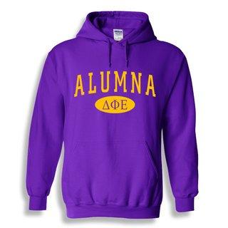 Delta Phi Epsilon Alumna Sweatshirt Hoodie
