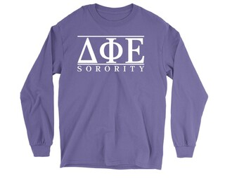 Delta Phi Epsilon Classic Long Sleeve