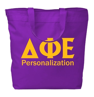 Delta Phi Epsilon Design Your Own Tote Bag
