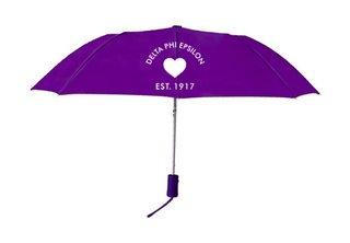 Delta Phi Epsilon Mascot Umbrella