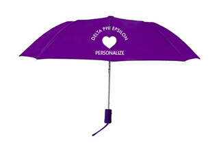 Delta Phi Epsilon Mascot Umbrella