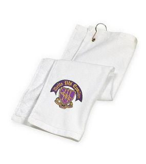 Delta Phi Epsilon Golf Towel