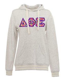 Delta Phi Epsilon J. America Relay Hooded Sweatshirt