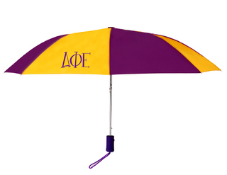 Delta Phi Epsilon Lettered Umbrella