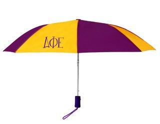 Delta Phi Epsilon Lettered Umbrella