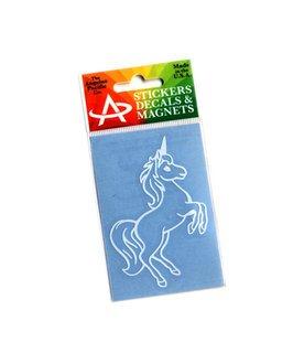 Delta Phi Epsilon Mascot Sticker
