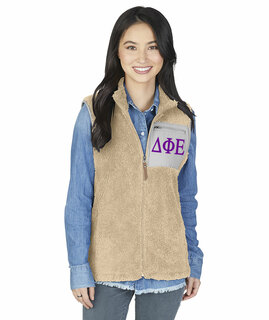 Delta Phi Epsilon Newport Fleece Vest