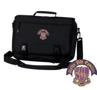 DISCOUNT-Delta Phi Epsilon Emblem Briefcase
