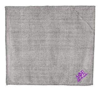 Delta Phi Epsilon Sherpa Blanket