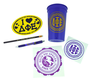 Delta Phi Epsilon Sister Set - Save 20%