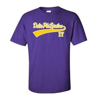 Delta Phi Epsilon Tail T-Shirts