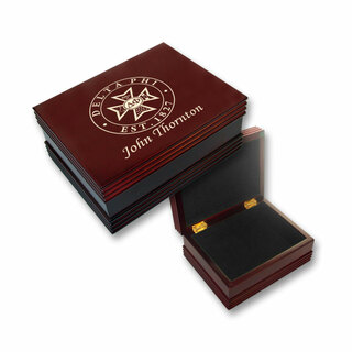 Delta Phi Keepsake Box