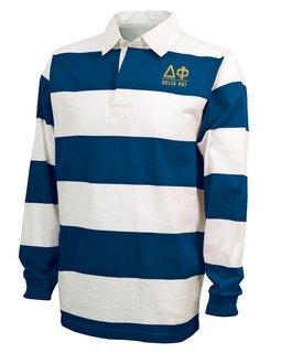 Delta Phi Lettered Rugby
