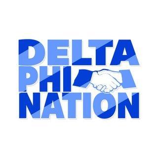 Delta Phi Nation T-Shirt
