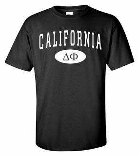 Delta Phi State Shirt