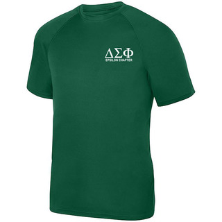 Delta Sigma Phi- $19.95 World Famous Dry Fit Wicking Tee